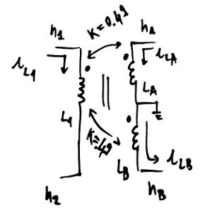 Mutual Inductors — ahkab 0 18 documentation